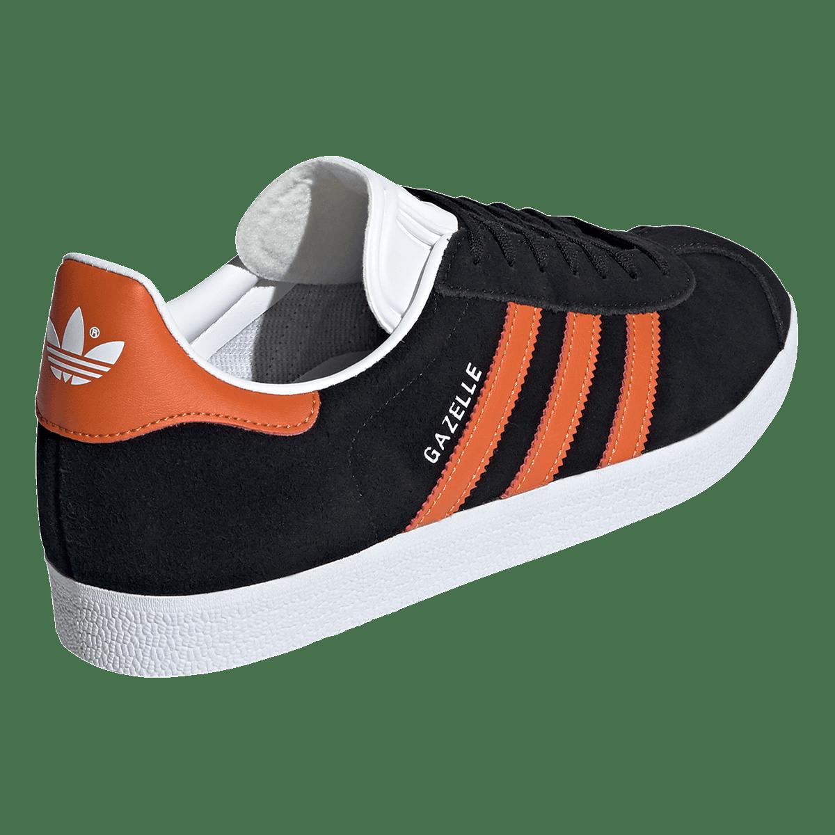 adidas Gazelle loisir chaussure noir / marron - Boutique football