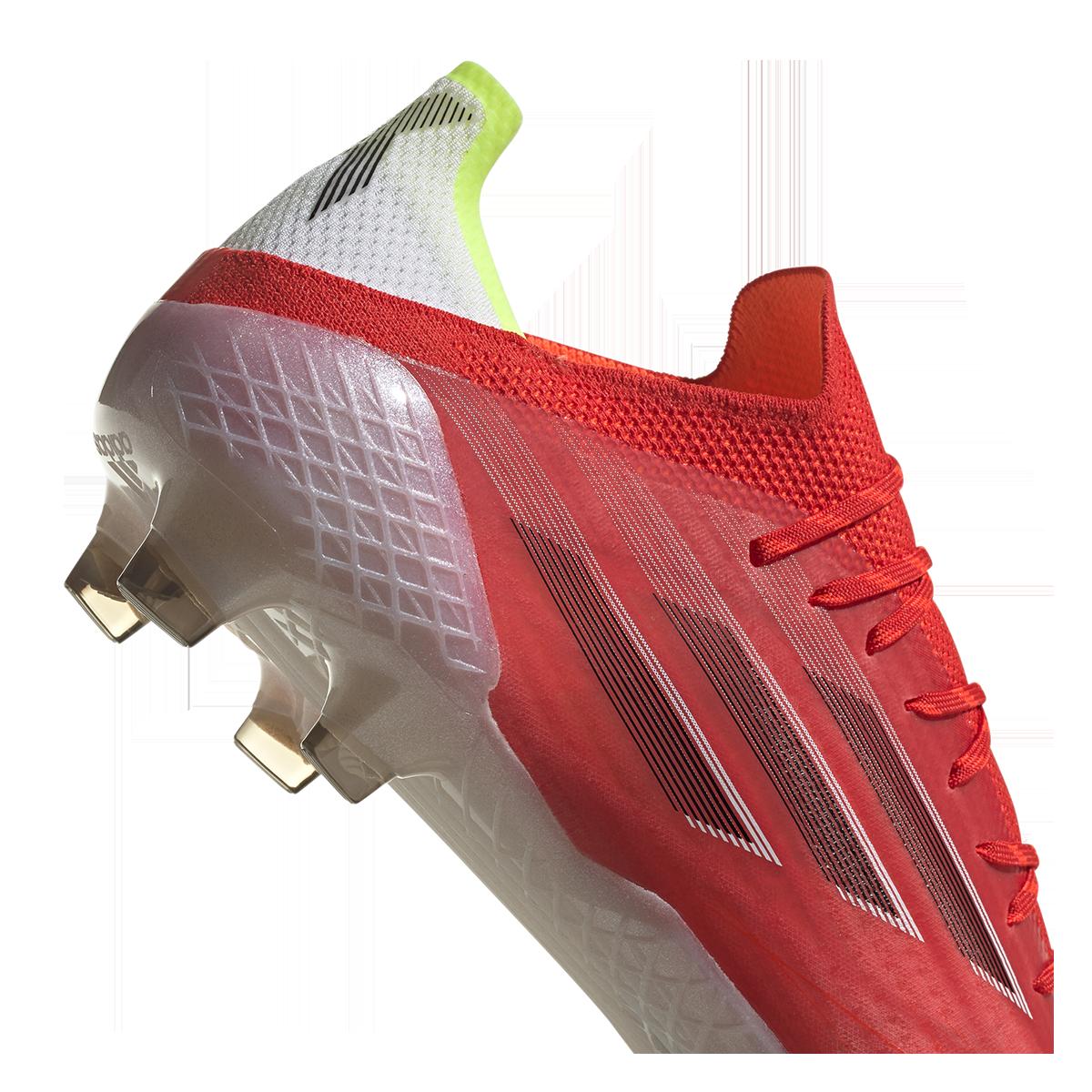 Chaussure de football adidas X Speedflow.1 FG rouge / noir