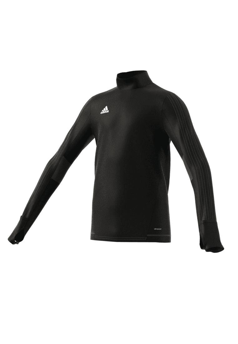 adidas Kinder Sweater Tiro 17 Training Top schwarzweiß