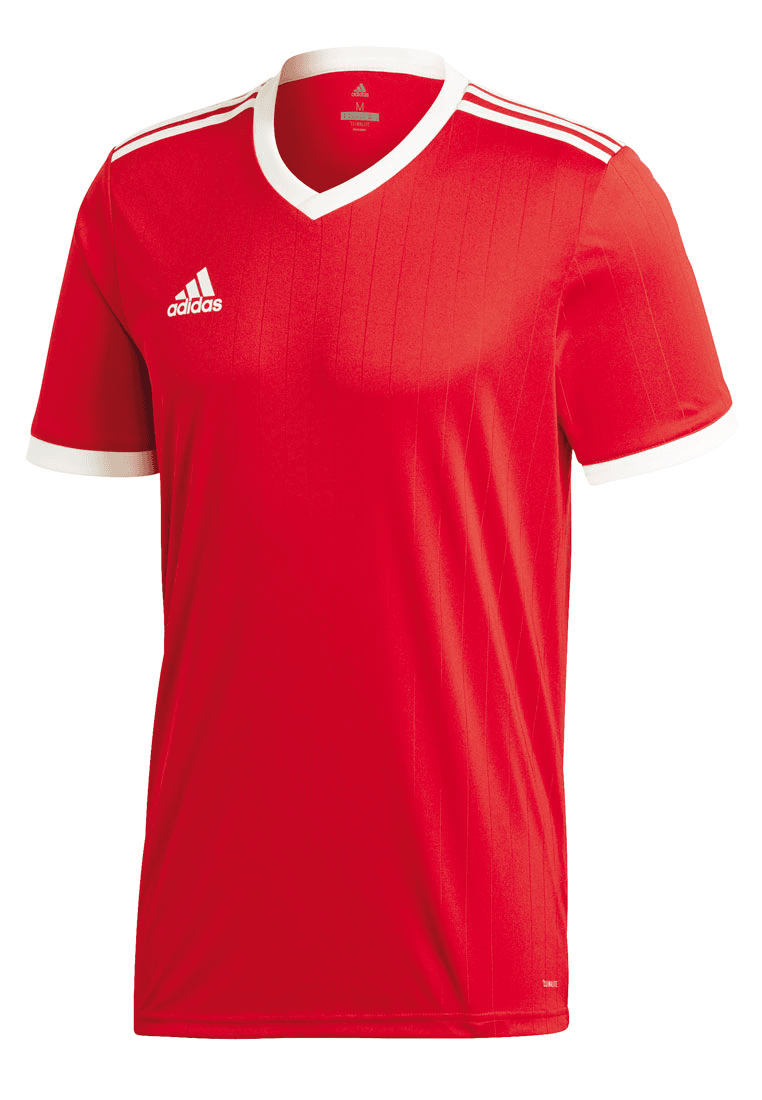 adidas trikot tabela 18 jersey rot wei fussball shop. Black Bedroom Furniture Sets. Home Design Ideas