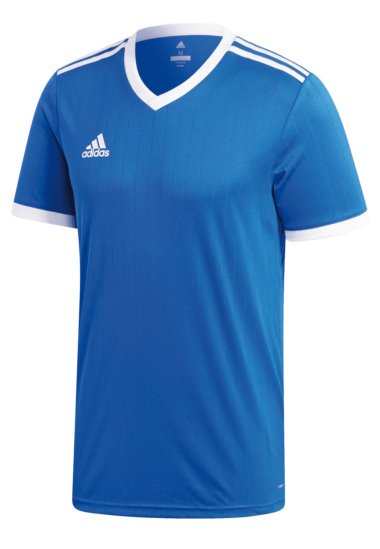 adidas trikot tabela 18 jersey blau wei fussball shop. Black Bedroom Furniture Sets. Home Design Ideas