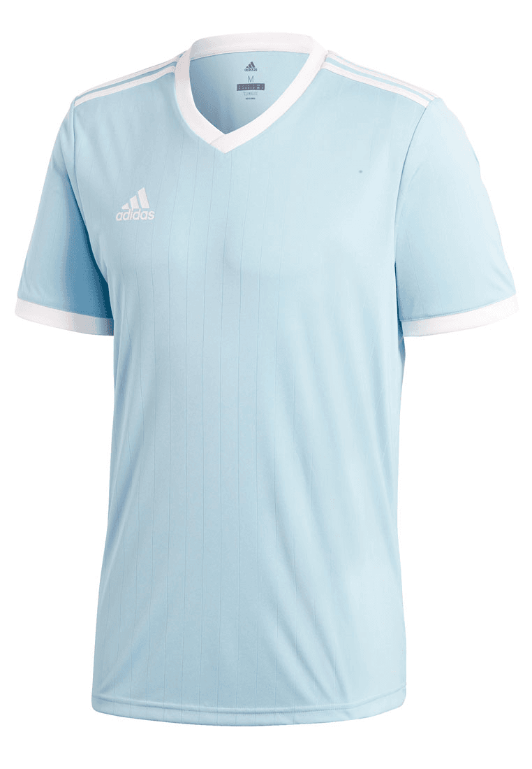adidas trikot tabela 18 jersey hellblau wei fussball shop. Black Bedroom Furniture Sets. Home Design Ideas