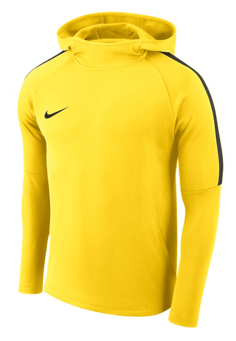 Nike Kapuzenpullover Academy 18 Hoody blauweiß Fussball Shop