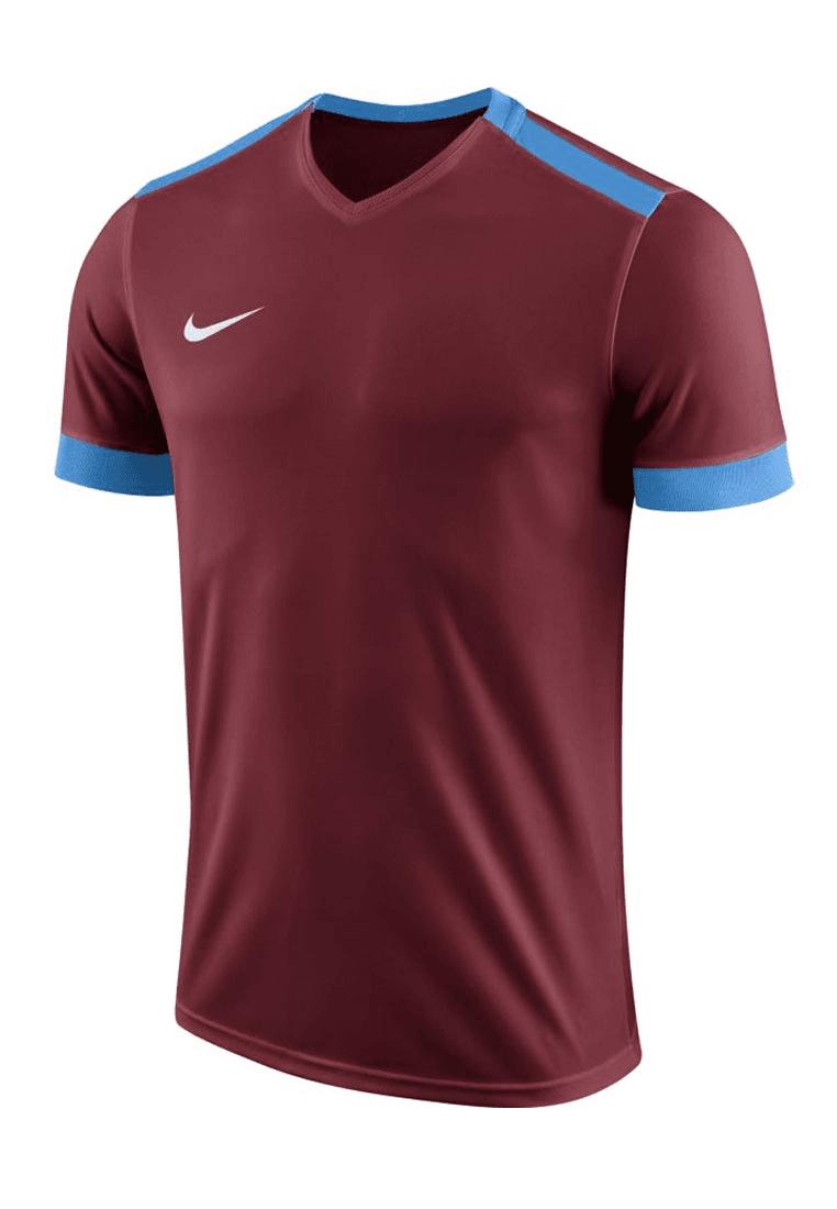 Nike Trikot Park Derby II SS Jersey dunkelrotblau