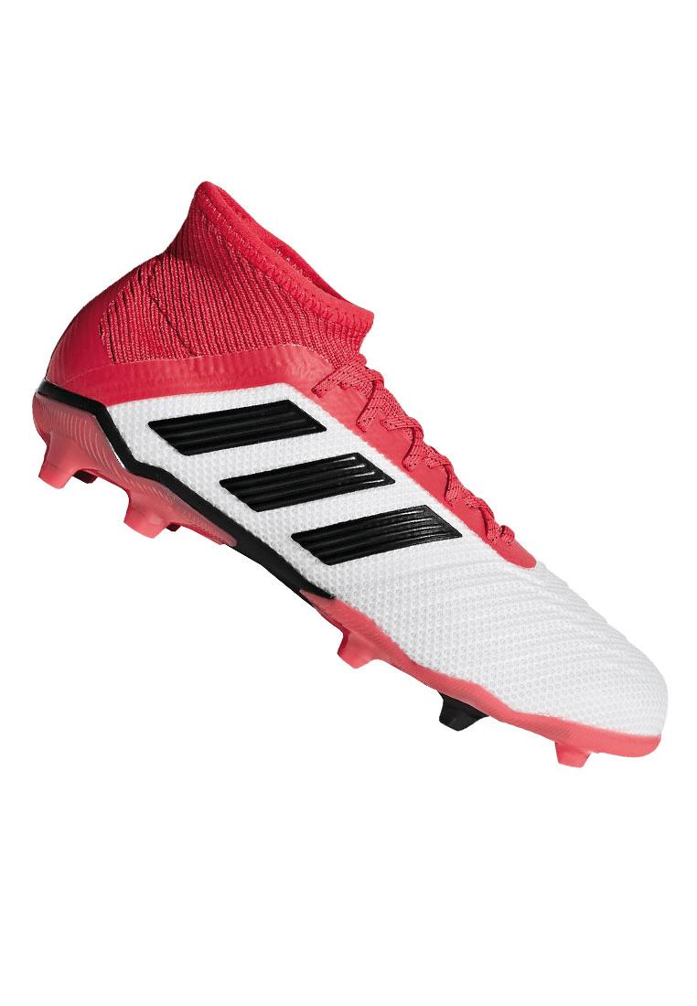 adidas predator 18.1 fg voetbalschoenen donkerblauw zwart wit