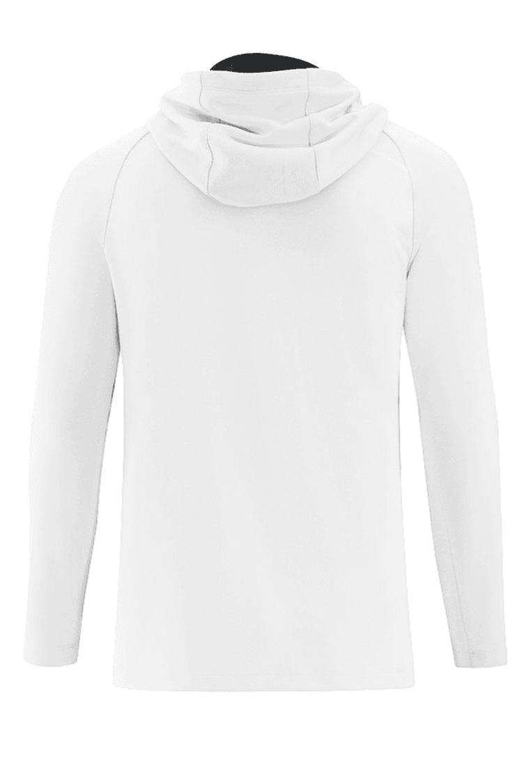 jako sport sweatshirt schwarz weiß