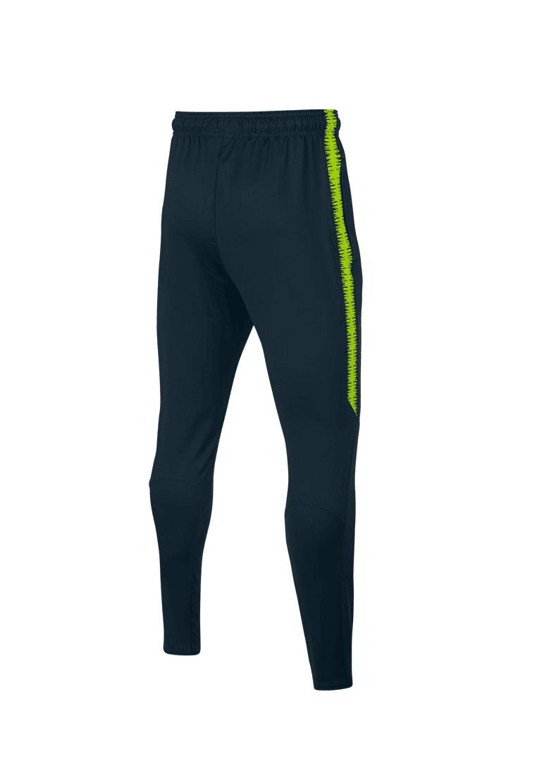 Nike Brasilien Kinder Trainingshose Squad Pant dunkelblaugelb fluo