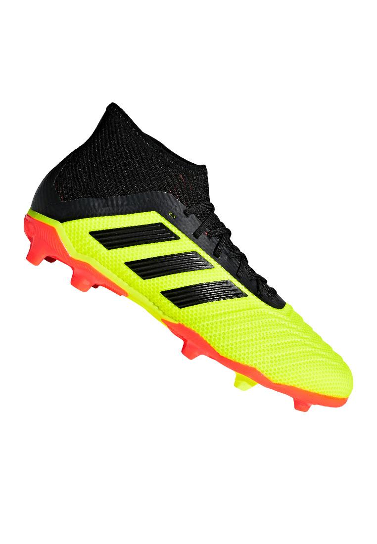 Adidas Kinder Fussballschuh Predator 18 1 Fg J Gelb Fluo Rot