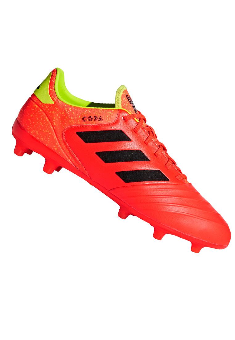 9d7f93746e adidas Fußballschuh Copa 18.2 FG rot/gelb fluo - Fussball Shop