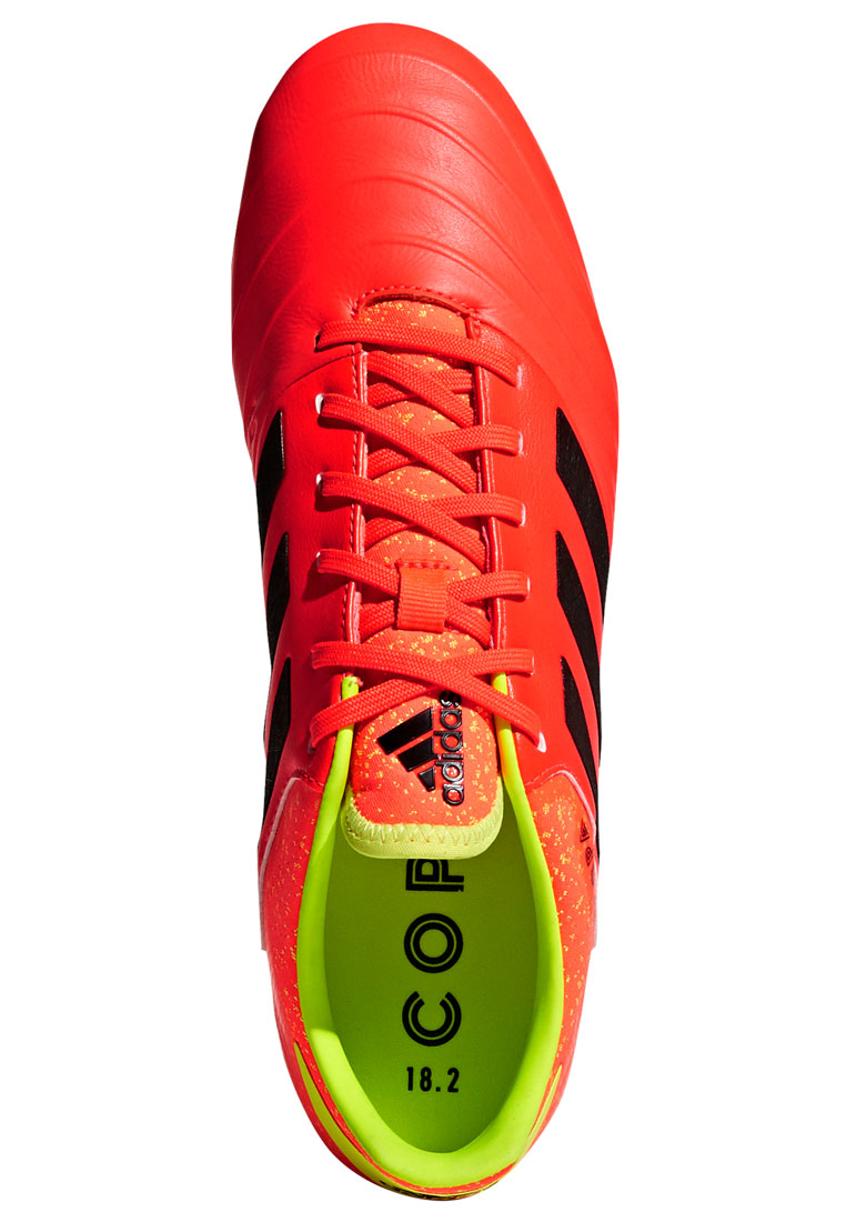 Adidas X 18.2 FG Rot Gelb Blau | Adidas X 18.2 fester