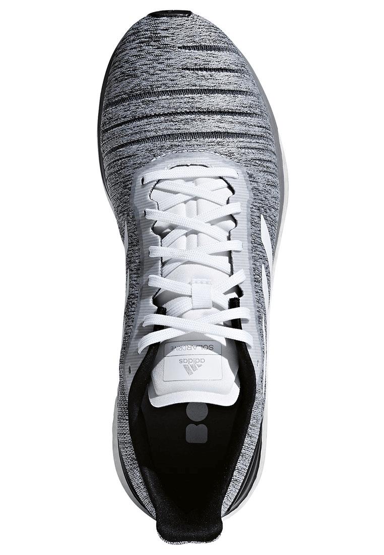 aba0695ca8f6 adidas Laufschuh Solar Drive M grau schwarz - Fussball Shop