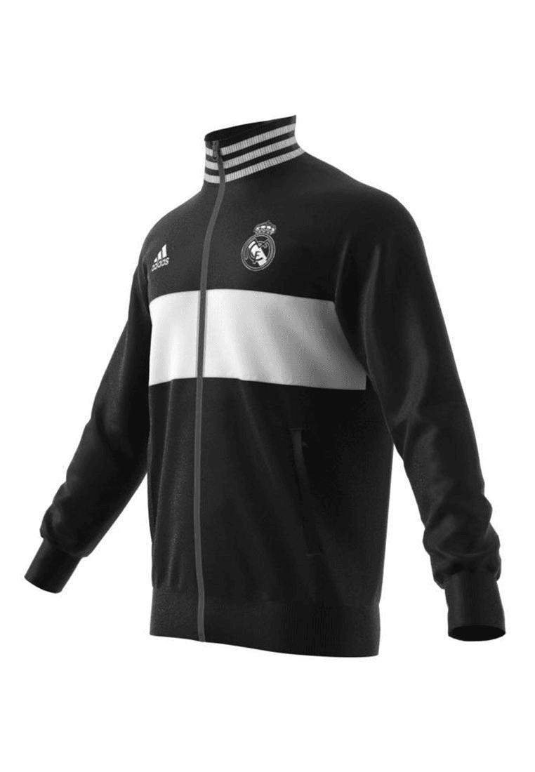adidas Real Madrid Trainingsjacke 3S Track Top weiß