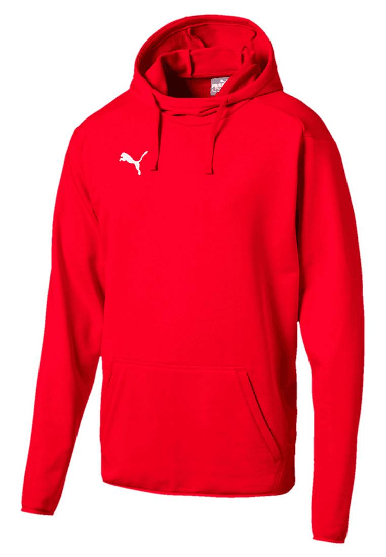 puma pulli schwarz rot weiß herren