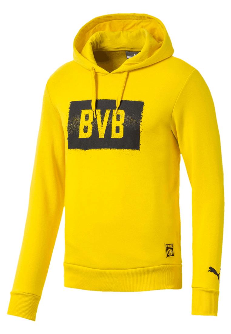 Puma BVB Kapuzenpullover Borussia Dortmund ab 54,95