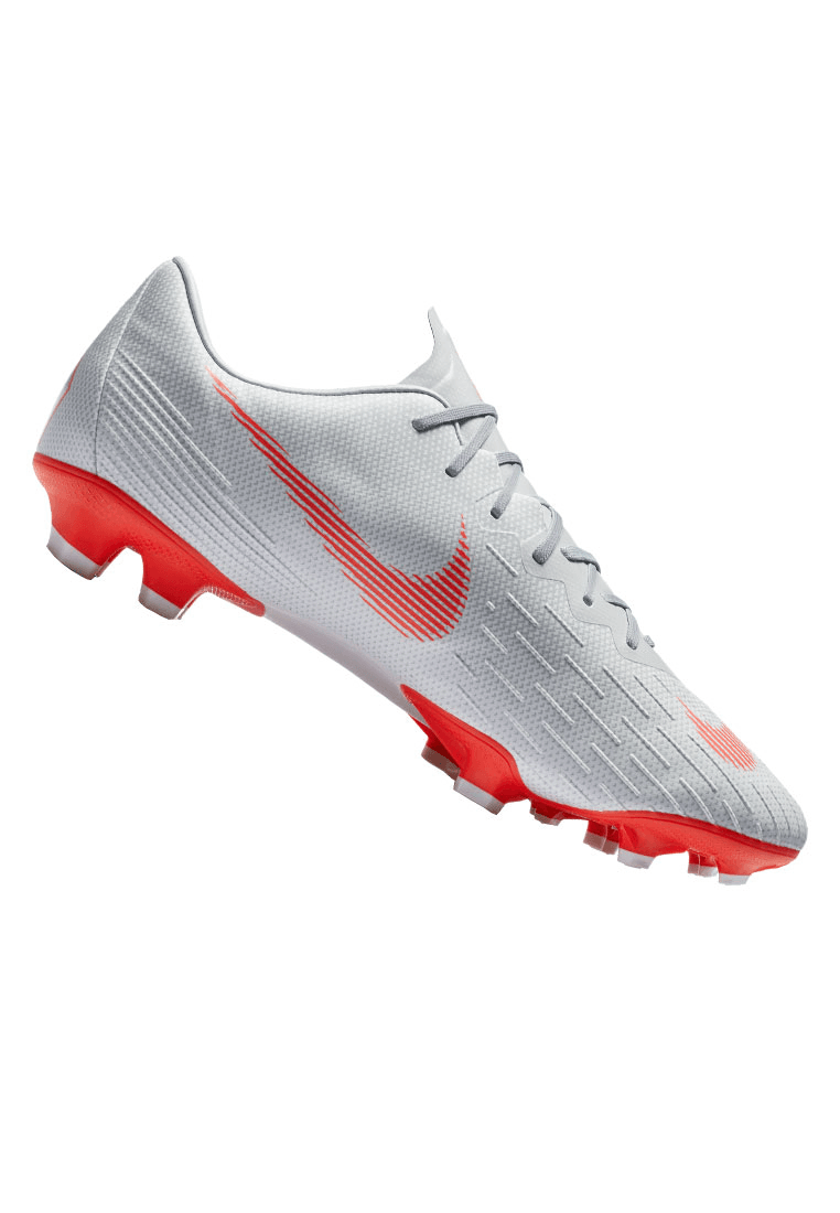 huge discount 90173 fa500 Nike Fußballschuh Mercurial Vapor XII Pro FG graurot Bild 2