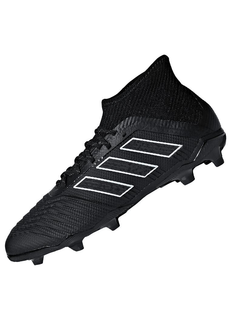 adidas Kinder Fußballschuh Predator 18.1 FG J schwarzweiß