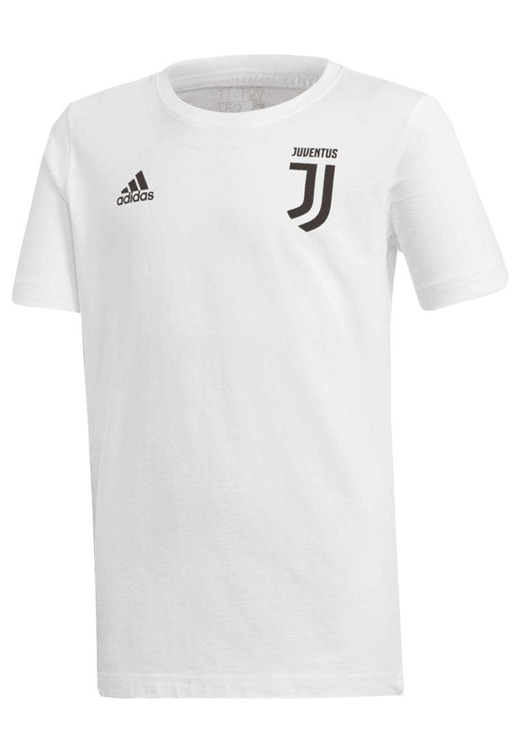 adidas Juventus Turin Shirt Graphic Tee Ronaldo + 7 weiß schwarz Bild 3 211c93250