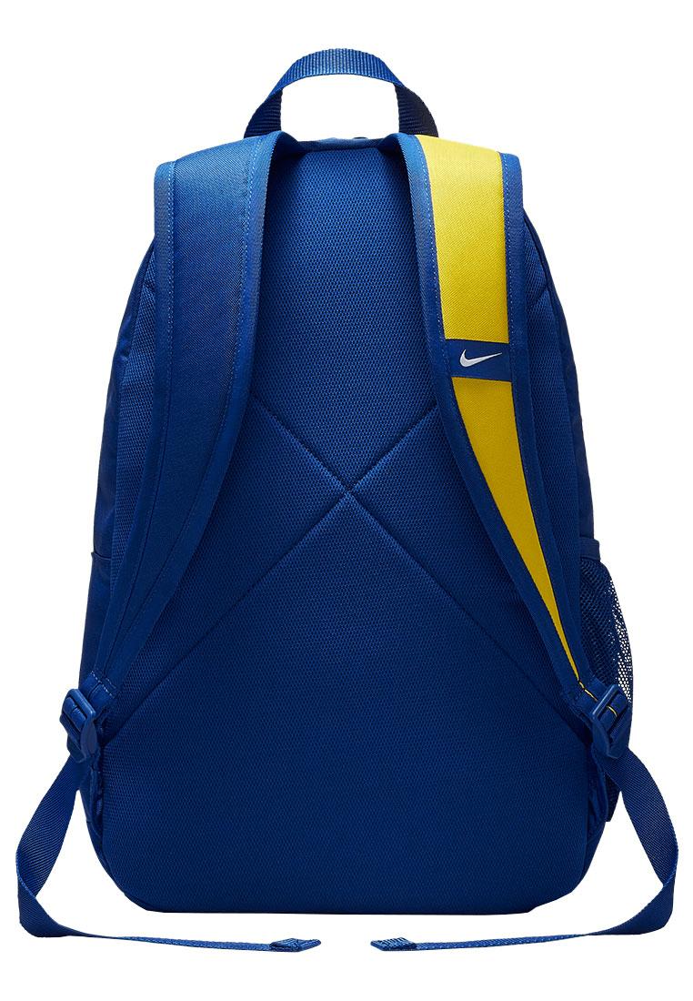 ccb0f5b8f47 Nike Chelsea FC Stadium Backpack rugzak voor kinderen blauw/geel Afbeelding  3
