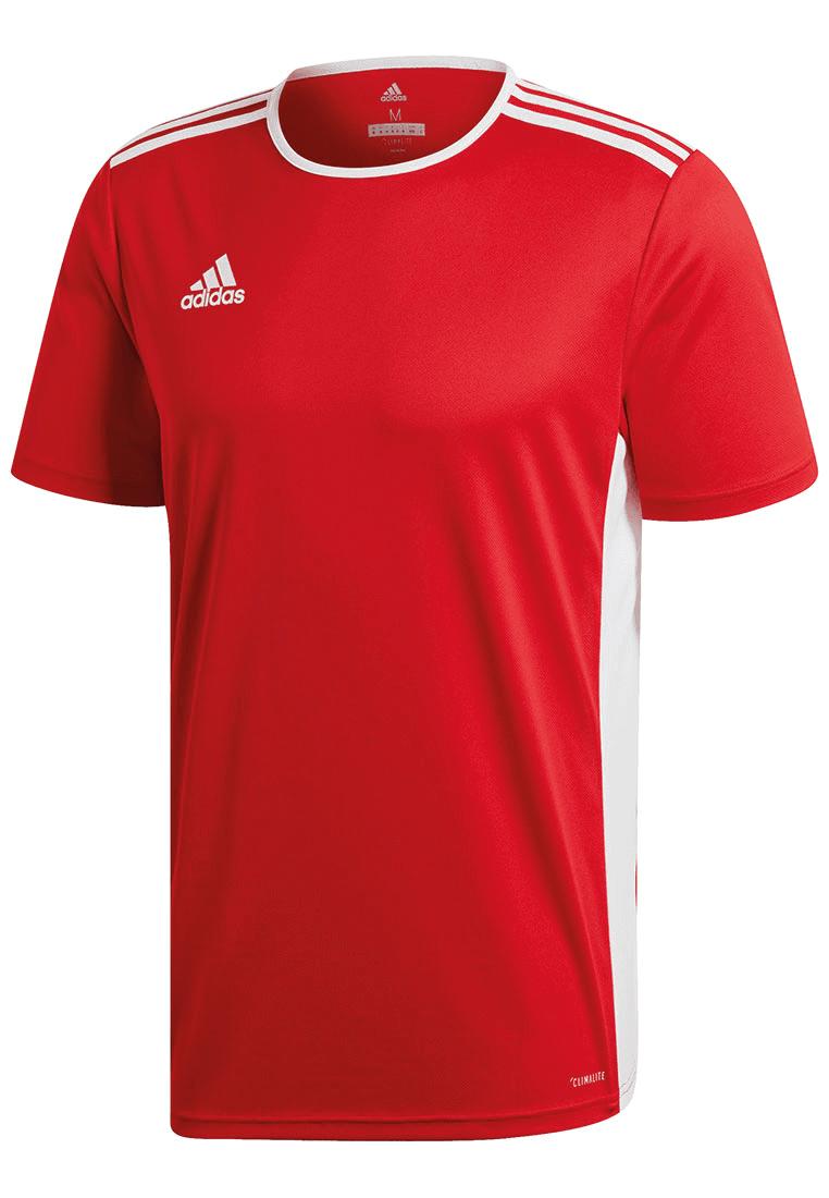 adidas Trikot Entrada 18 Jersey rotweiß