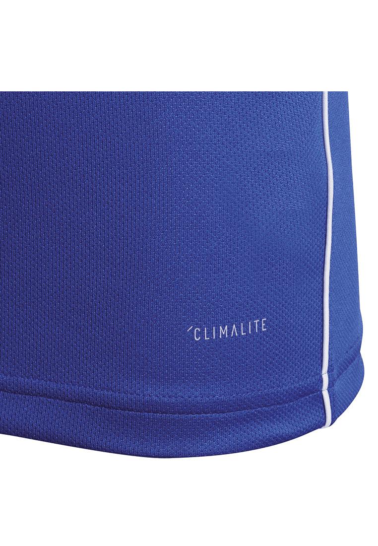 4b584674e03 adidas Kinder Shirt Core 18 Training Jersey blau/weiß - Fussball Shop