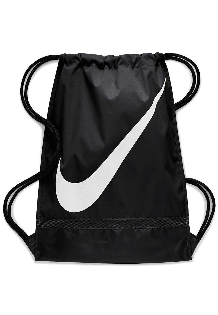 Nike Trainingsbeutel Gym Sack schwarzweiß