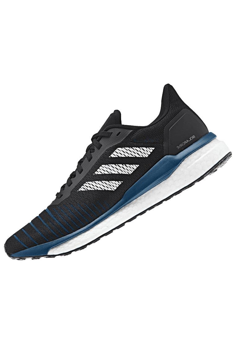 46056c342113 adidas Laufschuh Solar Drive M schwarz blau - Fussball Shop