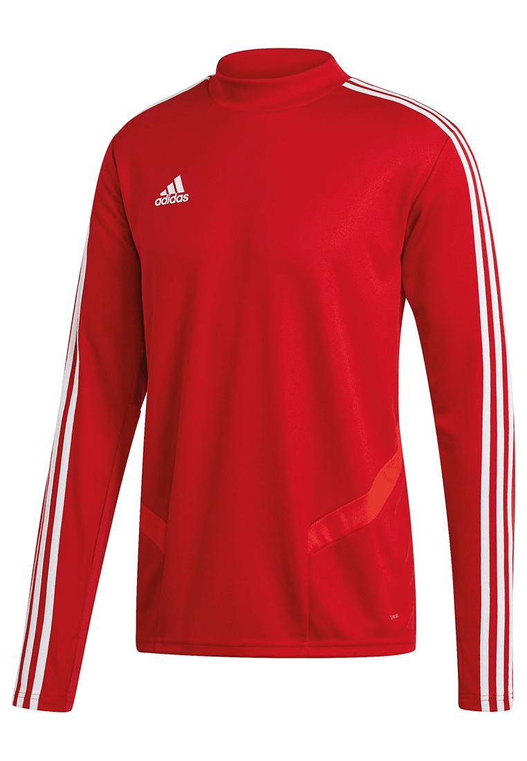 aafc2ee689c Adidas trui Tiro 19 Training Top rood/wit - Voetbal shop