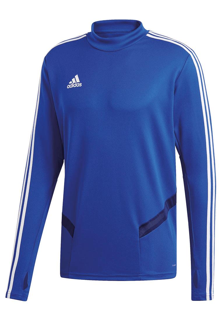 e853b0f8290 Adidas trui Tiro 19 Training Top blauw/wit - Voetbal shop