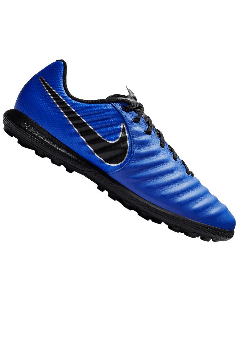 big sale c7868 bac81 Nike Fußballschuh Tiempo LegendX VII Pro TF Kunstrasen blauschwarz Bild 2