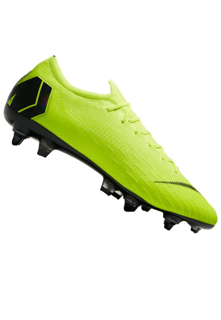 finest selection 870c0 0624e Nike Fußballschuh Mercurial Vapor XII Elite SG Pro AC gelb fluoschwarz  Bild 2