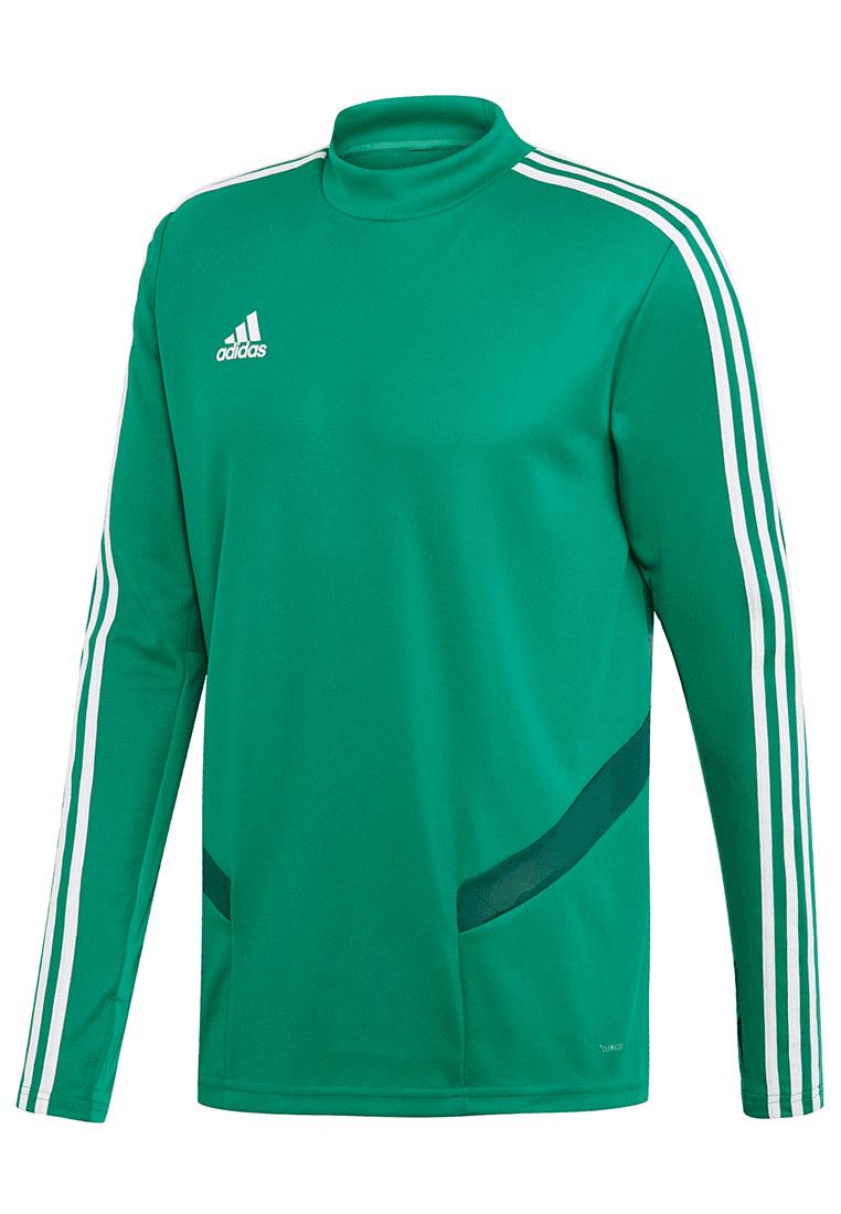 0eaee1f52c8 Adidas trui Tiro 19 Training Top groen/wit - Voetbal shop