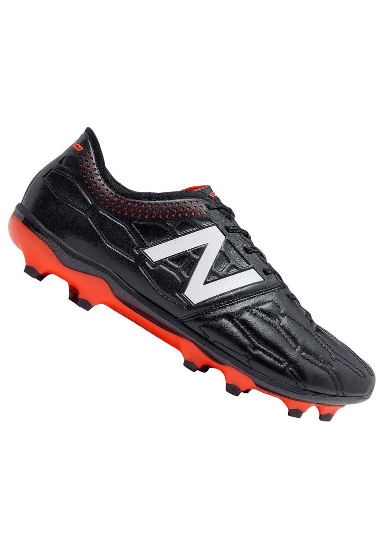 New Balance Fußballschuh Visaro K Leather FG schwarz/rot