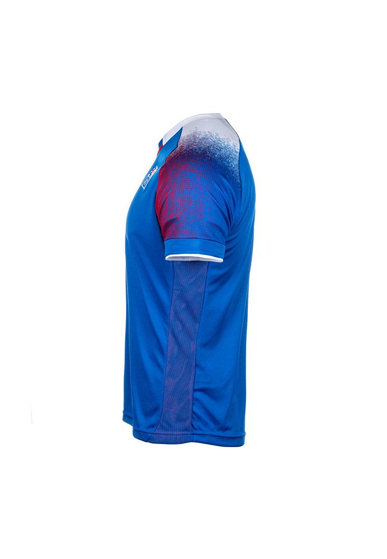 buy online bd8f5 2ae4e Errea Iceland Children's Home Jersey WC 2018 blue/white ...