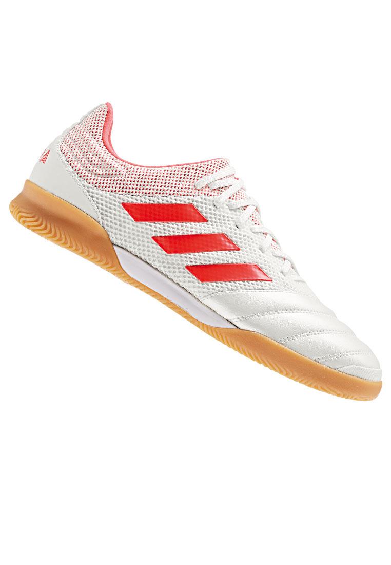 adidas Hallenschuh Copa 19.3 IN Sala weißrot Fussball Shop