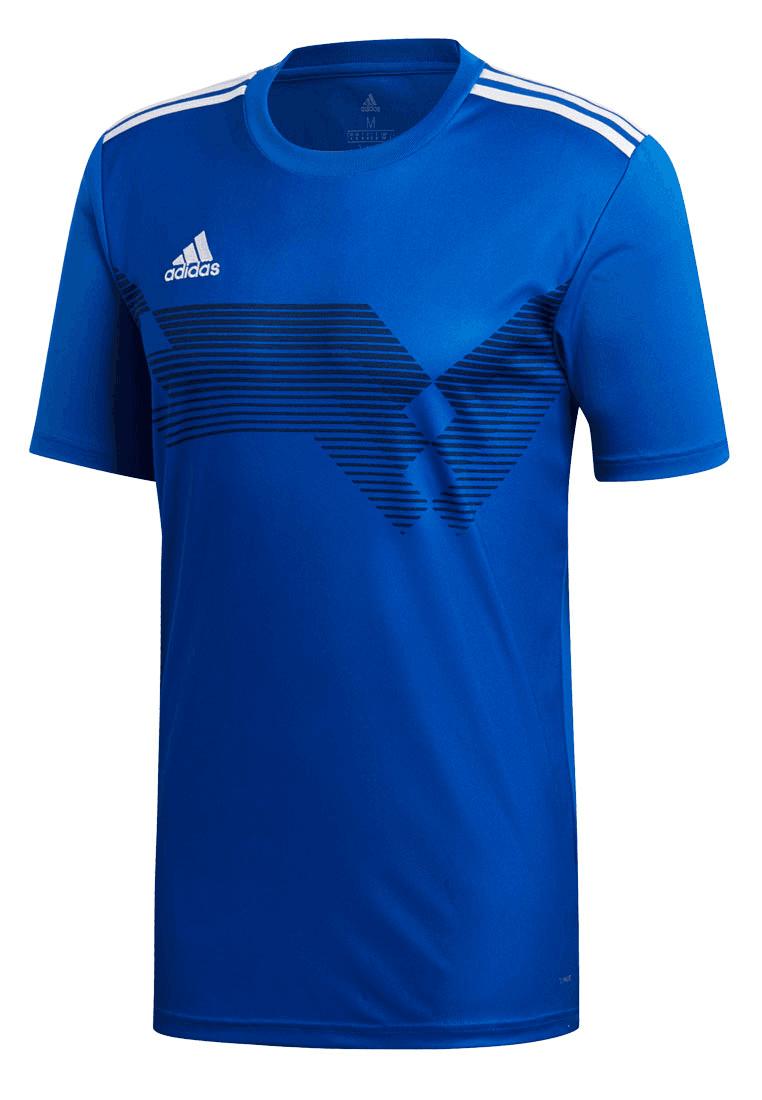 adidas Trikot Campeon 19 Jersey blauweiß Fussball Shop