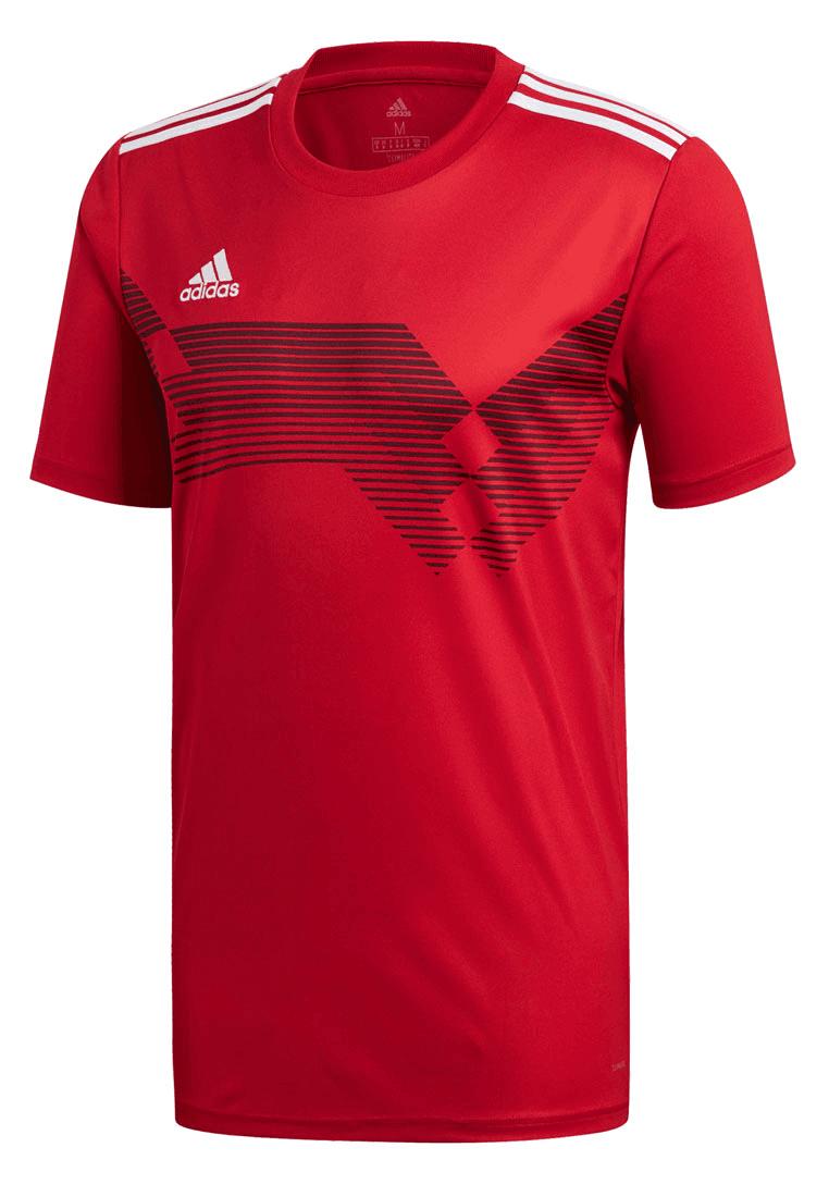 adidas Trikot Campeon 19 Jersey rotweiß Fussball Shop