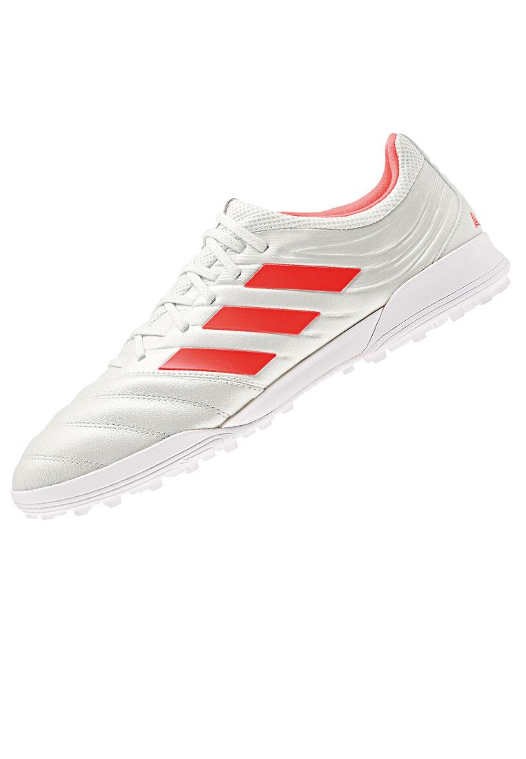 adidas Fußballschuh Copa 19.3 TF Kunstrasen weißrot