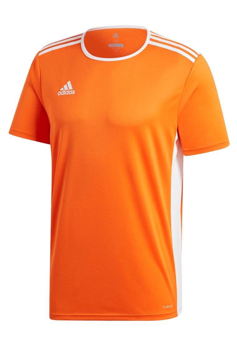 adidas Trikot Entrada 18 Jersey orangeweiß Fussball Shop