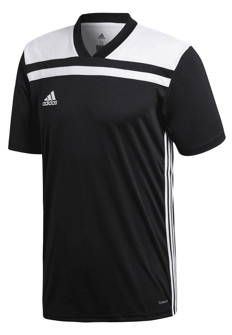 Adidas shirt Regista 18 Jersey zwartwit