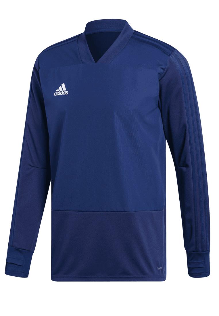 adidas Trainingsoberteil Condivo 18 Training Top dunkelblauweiß