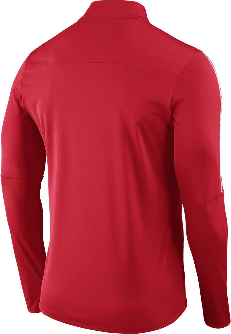 Nike Trainingsjacke Park 18 Knit Track Jacket rotweiß