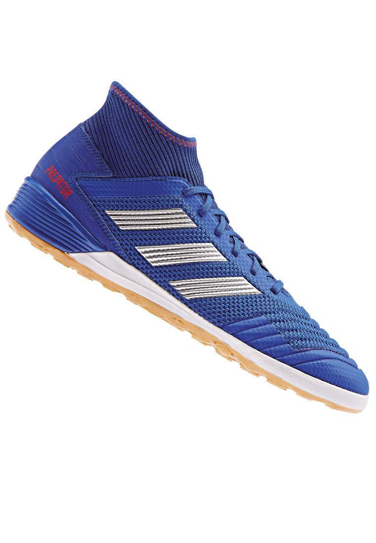 100% authentic 1c4b4 97614 adidas Hallenschuh Predator 19.3 IN blau silber Bild 2
