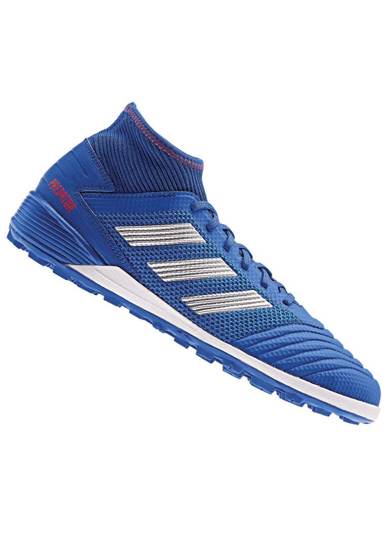 adidas Fußballschuh Predator 19.3 TF Kunstrasen blausilber