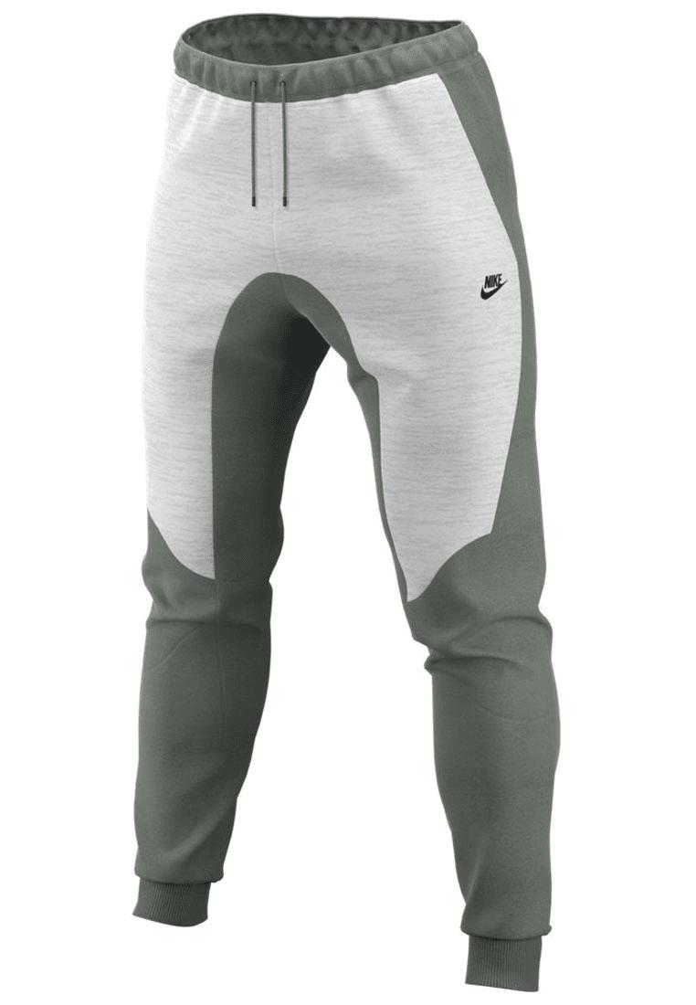 Ongekend Nike Jogginghose Sportswear Tech Fleece Jogger gletscherweiß/grau OQ-14