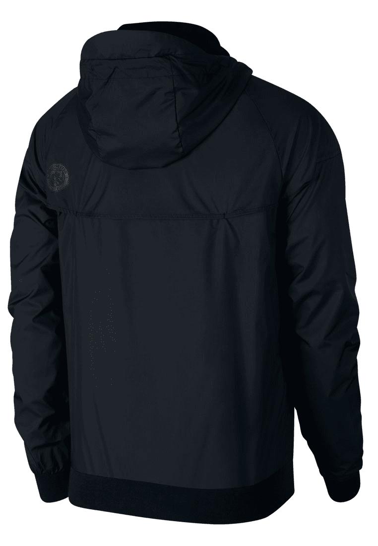 Nike Manchester City Fanjacke Authentic Windrunner schwarzgelb fluo
