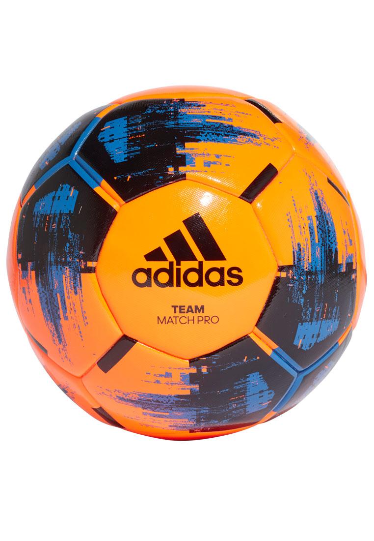 7cc580e1e9ad95 adidas Fußball Team Match Winter Größe 5 orange/blau