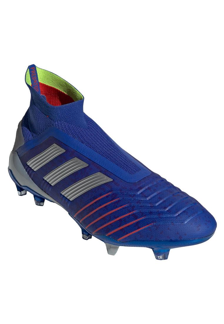 Adidas Fussballschuh Predator 19 Fg Blau Silber