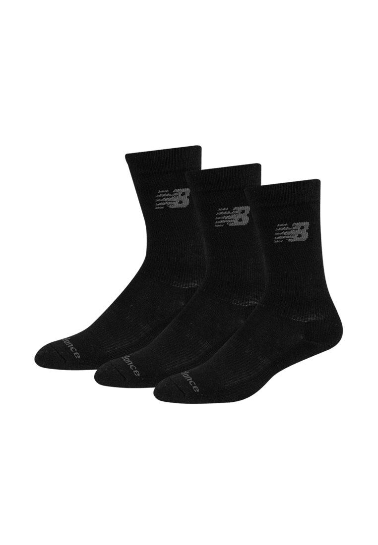 New Balance – 3er Pack Socken in Schwarz