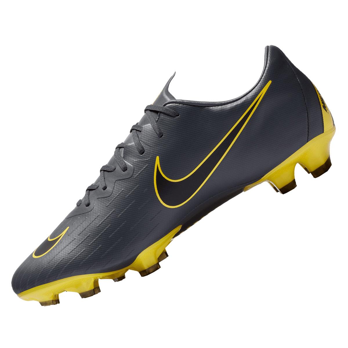 Nike Fußballschuh Mercurial Vapor XII Pro FG dunkelgraugelb