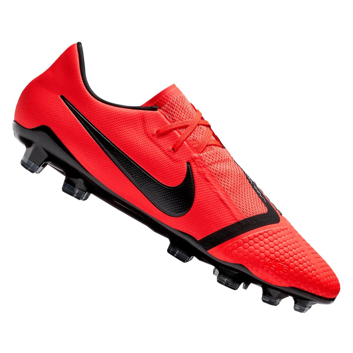 buy good official shop newest Nike Fußballschuh Phantom Venom Pro FG rot/schwarz - Fussball Shop